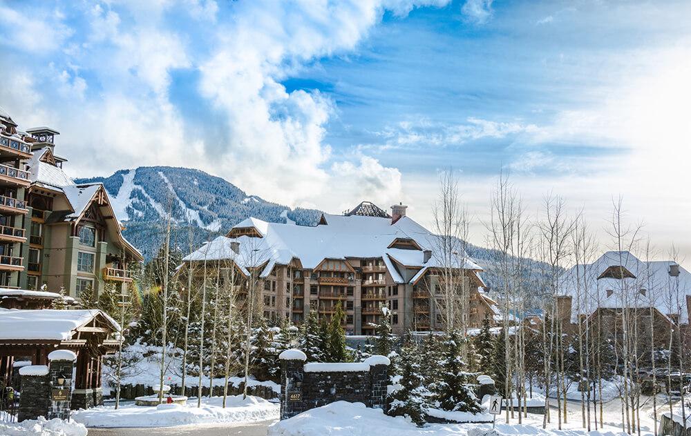 Four Season Resort Whistler.