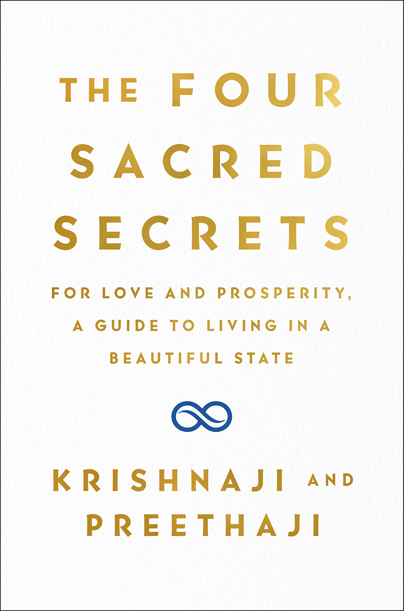 The Four Sacred Secrets: For Love and Prosperity, a Guide to Living in a Beautiful State  is arranged into four sections that take the reader on a life-altering adventure of self-discovery.