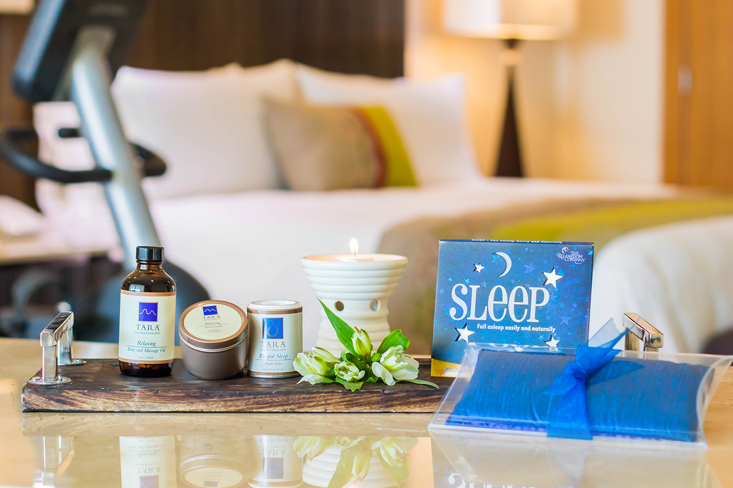 A la carte offerings complement all-encompassing wellness suites at Los Cabos, Riviera Nayarit and Puerto Vallarta properties.