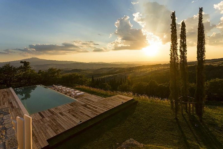 Inspirato residence in Tuscany.