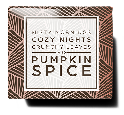 The Pumpkin Spice Extraordinary Whipped Sugar Scrub ($35) gently sloughs away dry skin to reveal a more even tone.