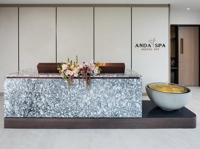Anda Spa is the premier spa destination in Downtown Minneapolis.