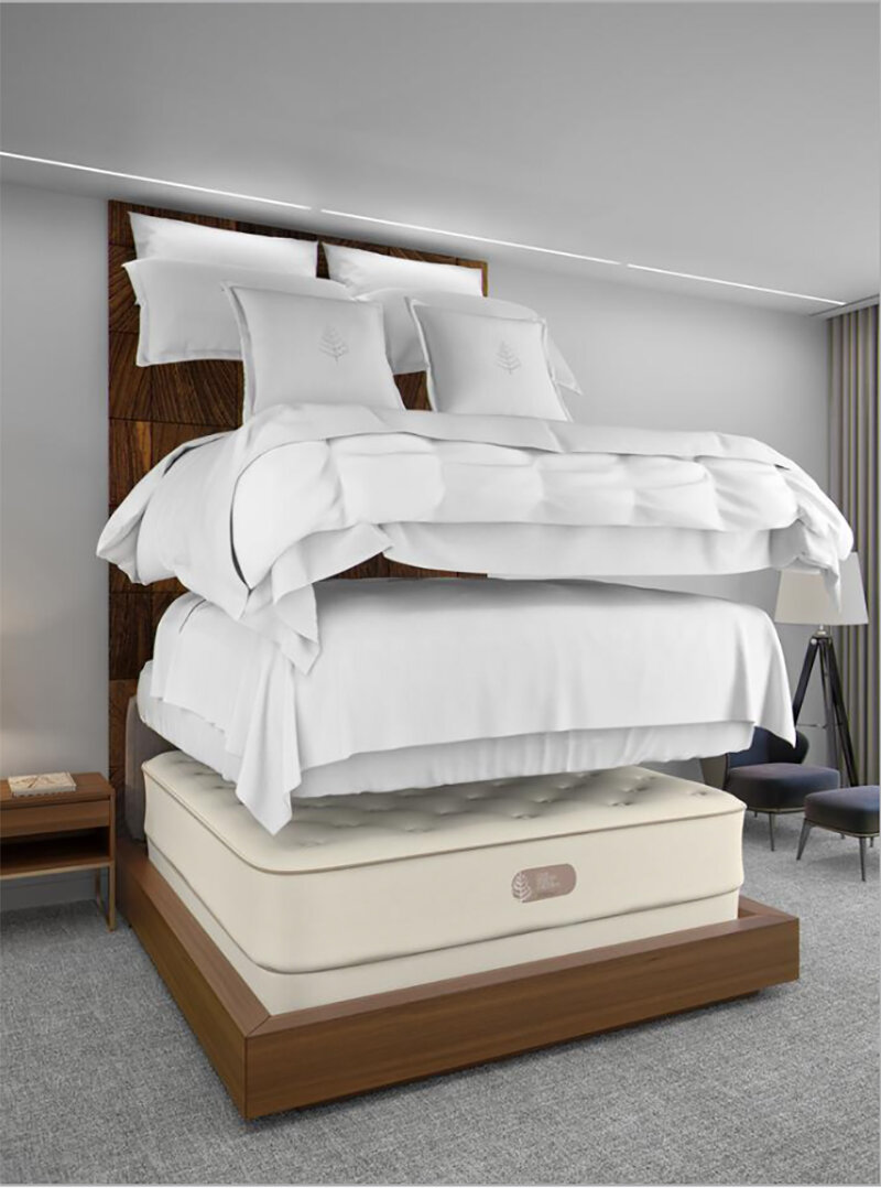 Four Seasons has spent the last 50 years in partnership with experts and in consultation with guests to perfect its mattresses and bedding.