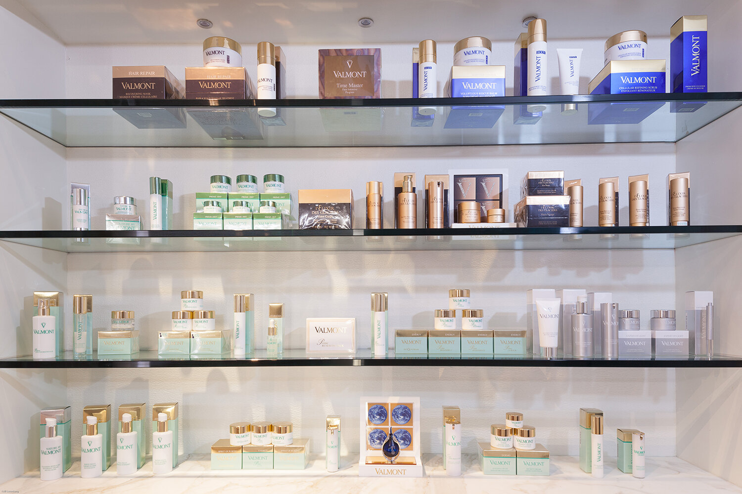 Spa Valmont for Plaza Athénée is the only luxury hotel spa in New York City to exclusively carry Valmont skin care lines.