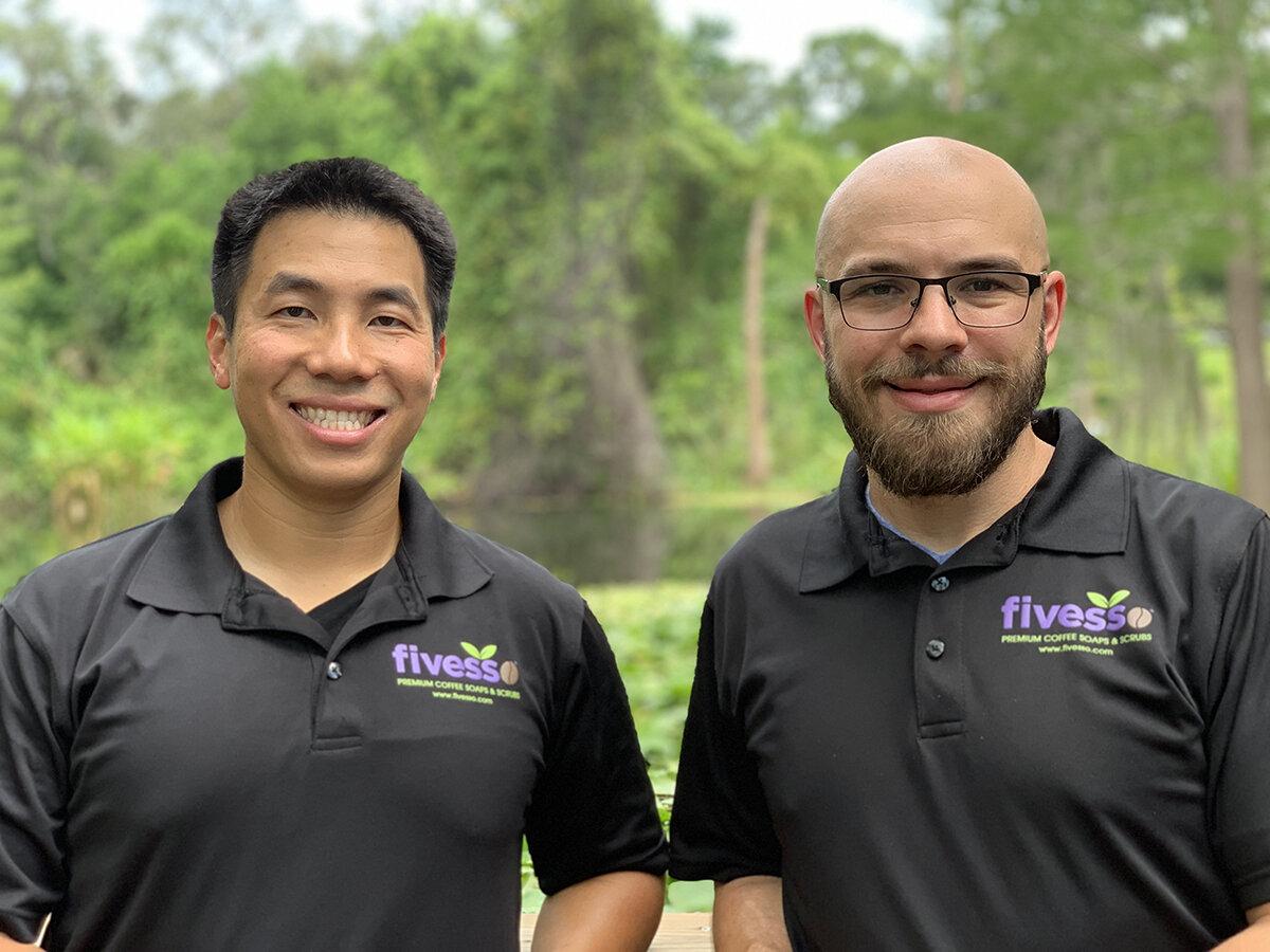 Michael Wong and Eric Layton.