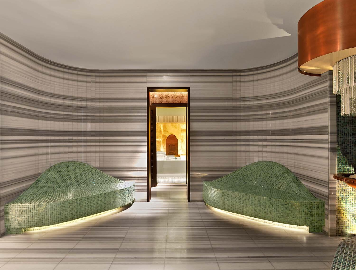 Another Hammam at the spa.