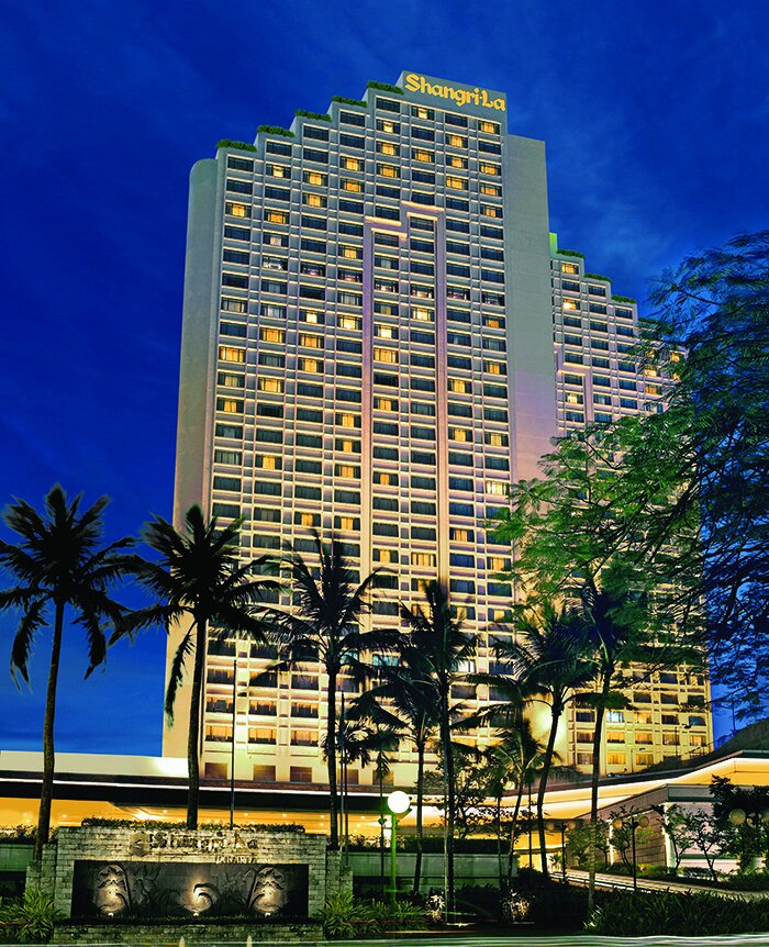 Spa Profile Chi The Spa At Shangri La Hotel Jakarta Spa And Beauty Today
