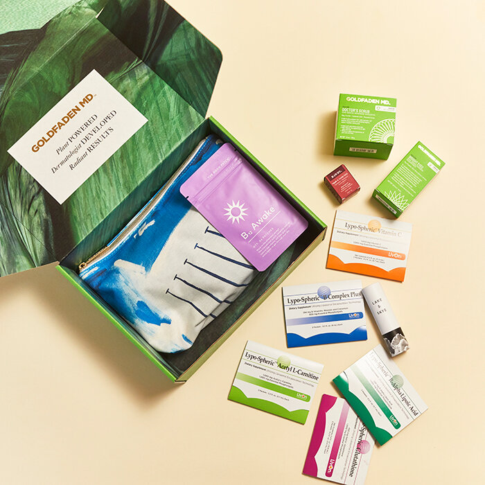 This Limited-Edition Box from Goldfaden MD Is Full of Fall Beauty and Wellness Favorites