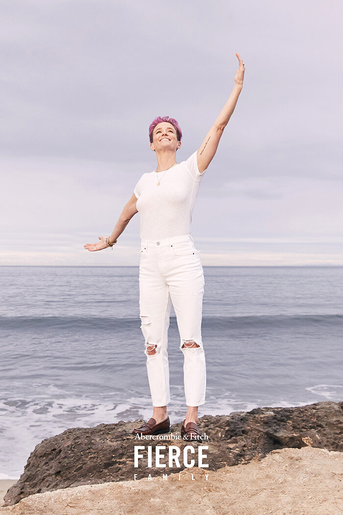 Abercrombie & Fitch Launches Wellness-Focused Miniseries Hosted by World Champion Soccer Player Megan Rapinoe