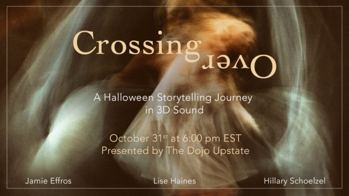Crossing Over - A Halloween Storytelling Journey in 3D Sound