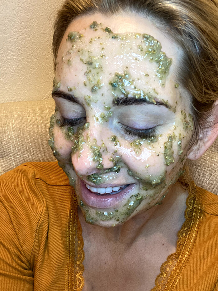 Week 9 of Weekly Wellness: mask.sip.love with Beauteani
