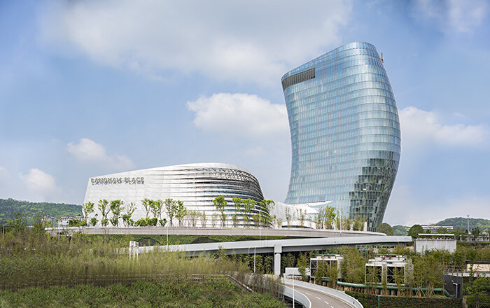 New Luxury Hotel Langham Place, Changsha Opens in China