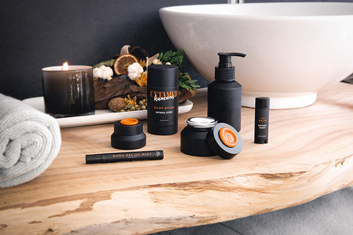 Behind the Brand: Untamed Humans Celebrates Unique Beauty with Bespoke Skincare Products