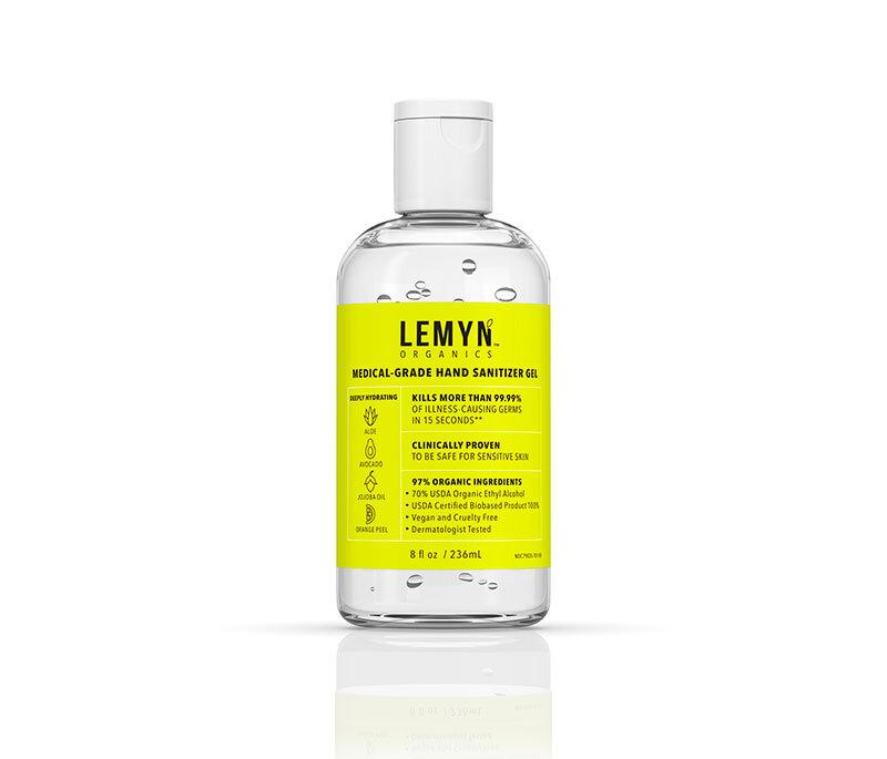 We tried Lemyn Organics Medical-Grade Hand Sanitizer