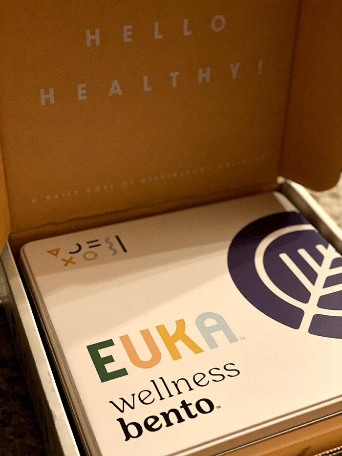 Week 23 of Weekly Wellness: Wellness in a Bento Box