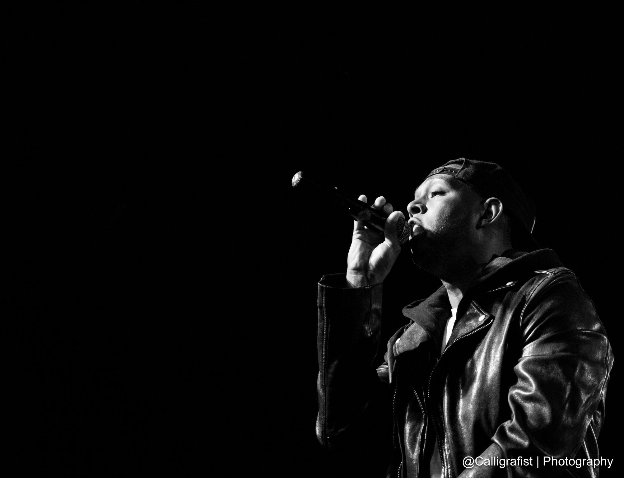 Capitał x Rel Carter Tour - @Calligrafist