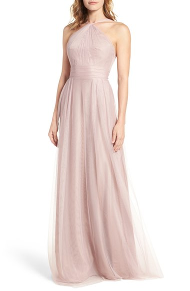 Dress :  Monique Lhuillier