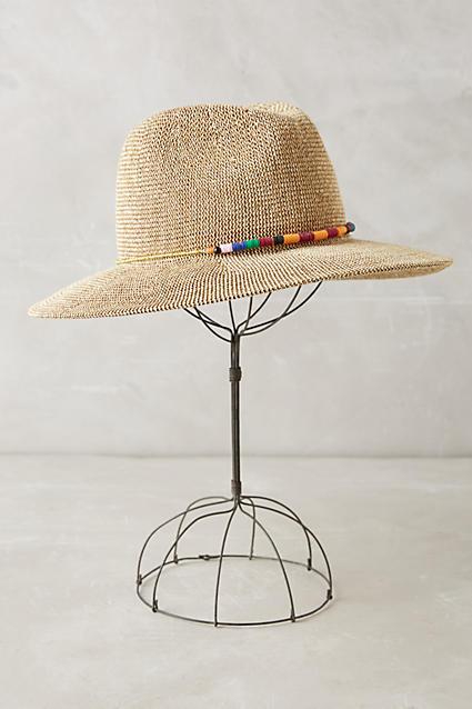 Hat: Anthropologie