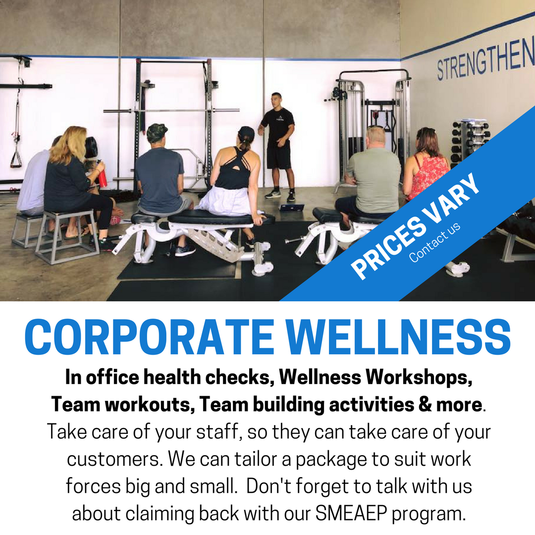 Corporate Wellness Henderson