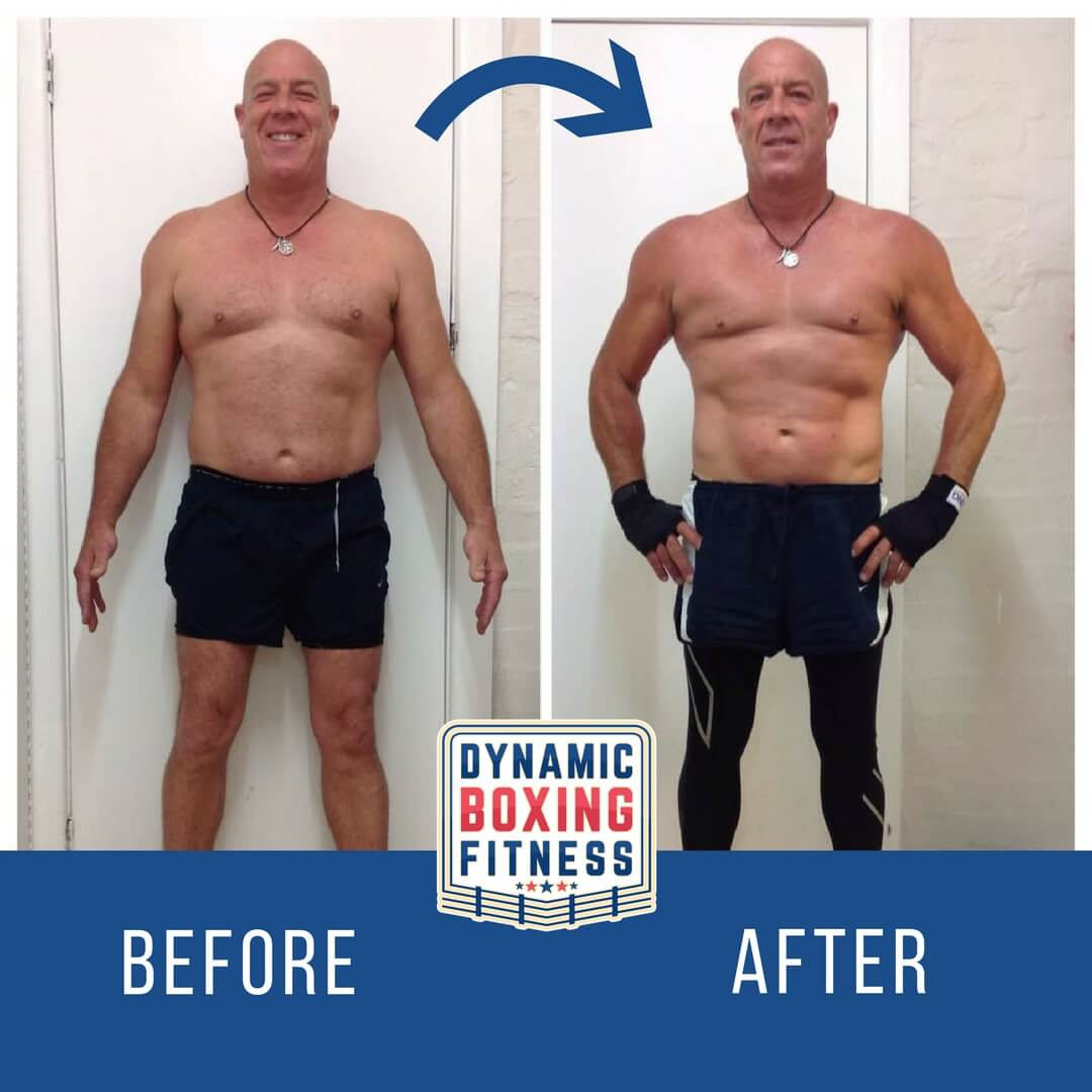 Martin   Martin's aim was to reduce to around 95kg and tone up. By the end of the challenge he lost a sensational 10.3kg and get this 13cm around his waist! You can clearly see that loss from his waistline.