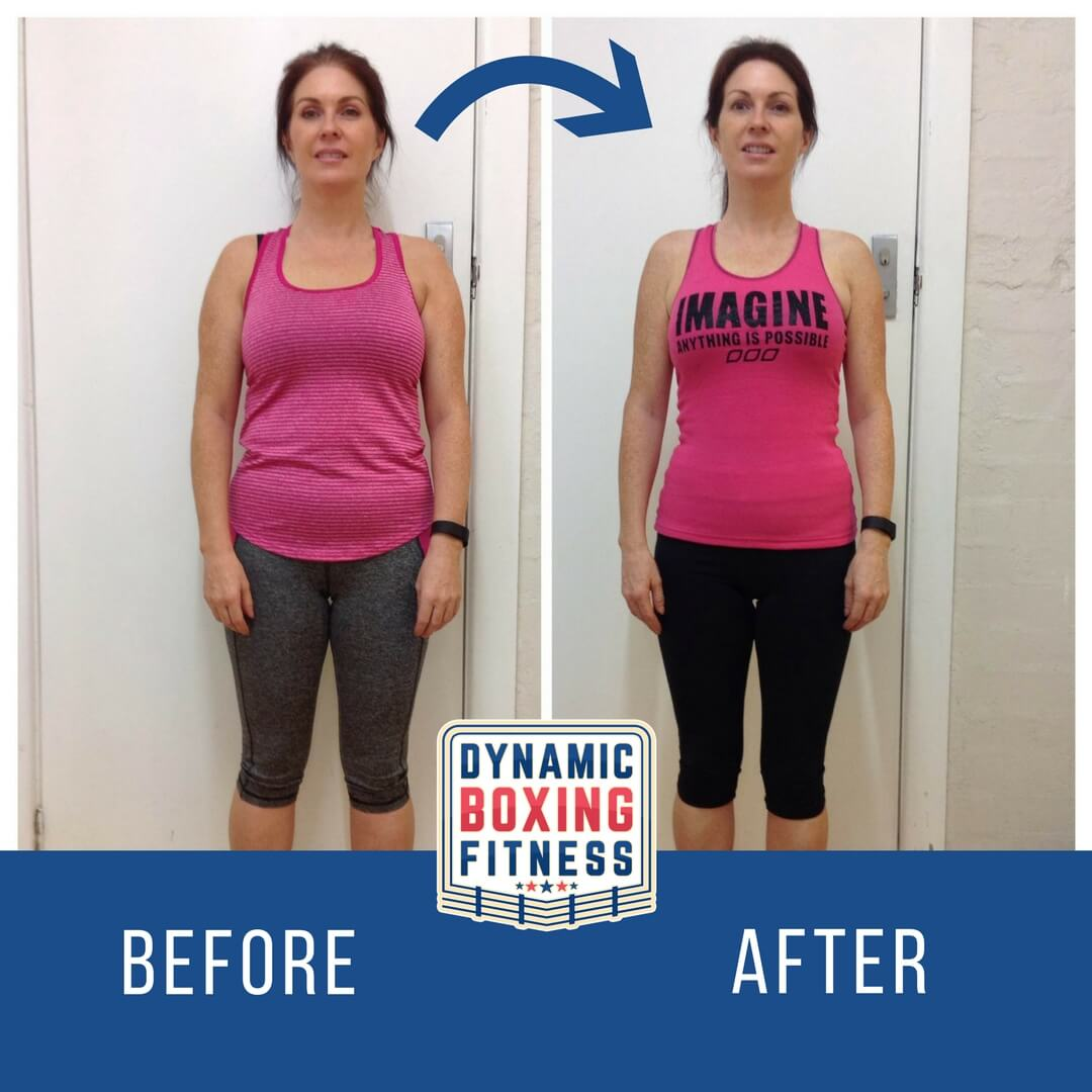 Tani   Initially Tani wanted to lose 4kg. Instead she lost 6kg and over 10cm from her waist and looks awesome!
