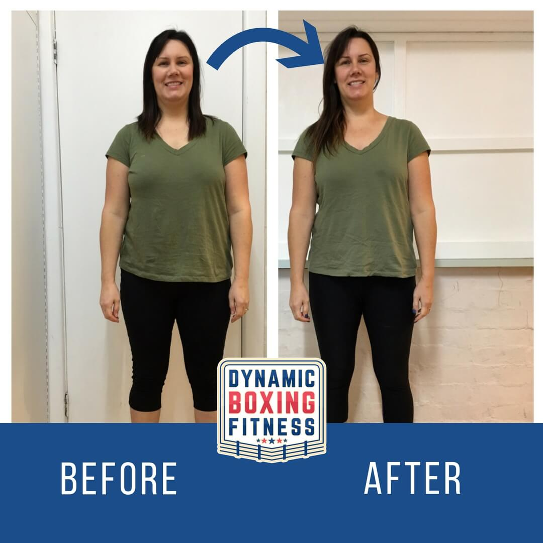 Stefani   Stefani lost 7.2kg in 8 weeks and has gained energy, is feeling better and in control.