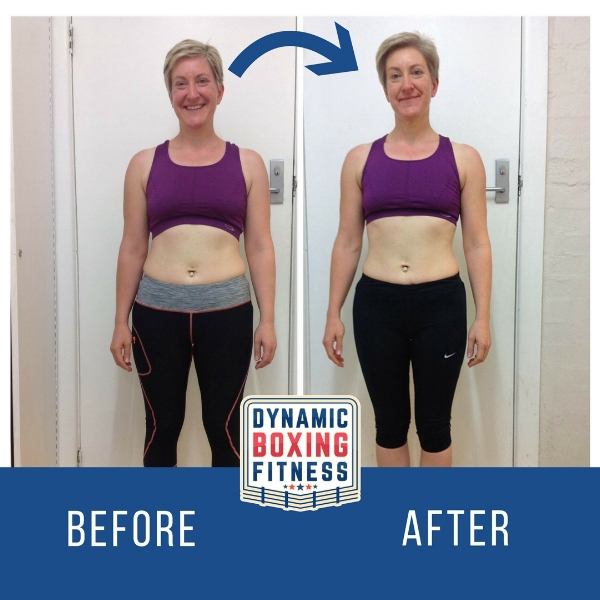 """Alison: """"Since I started my journey, I have lost 6kgs of pure body fat. I am now building muscle & doing things I never thought I could.I have made incredible friends during this time that never let me quit & push me to be my best! I could not have done it without you all!"""""""