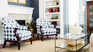 Townhouse Living Room chairs