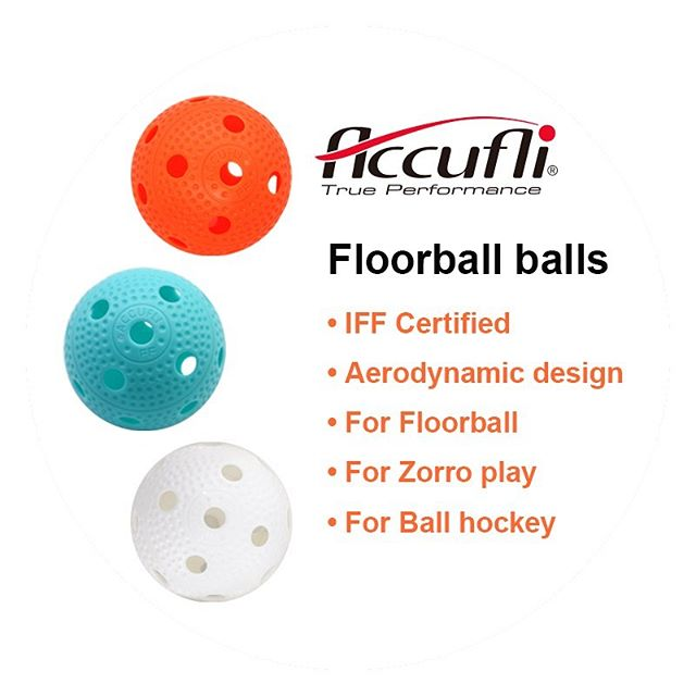 Launching our newly certified IFF balls!