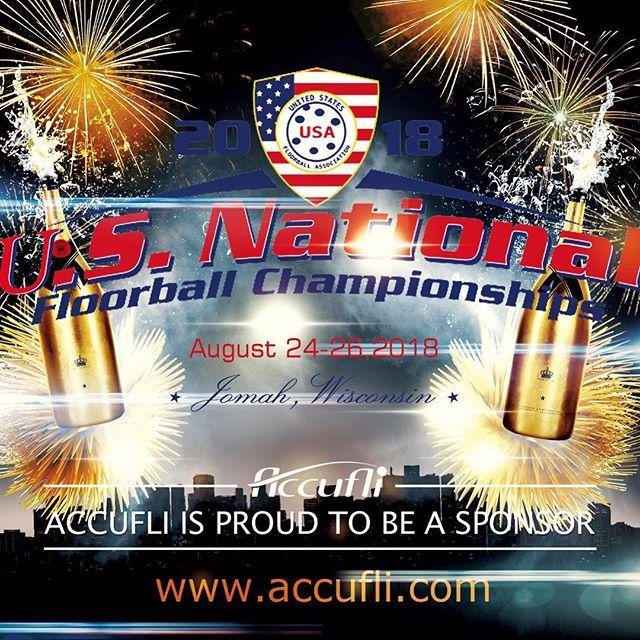 Celebrating U.S Floorball National Championship