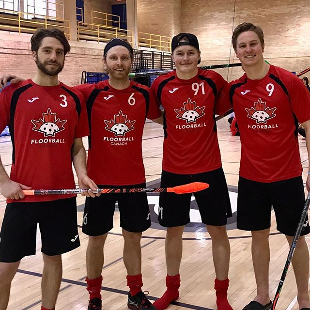 #Repost @floorballplus ・・・ Congrats to Team Canada for qualifying for the World Floorball Championships!