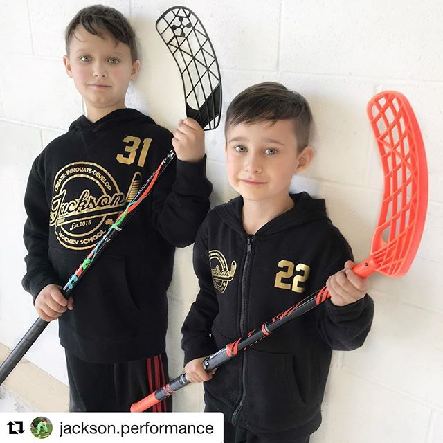 #Repost @jackson.performance We hope you enjoy the sticks! ・・・ Exciting time @jackson.performance with our first arrival of xoro and game sticks thank you @floorballplus and the kids are excited to start our first leagues this summer in Montreal @floorballplus.mtl @heybarber @pavelbarbertraining @pavelbarbersportlab
