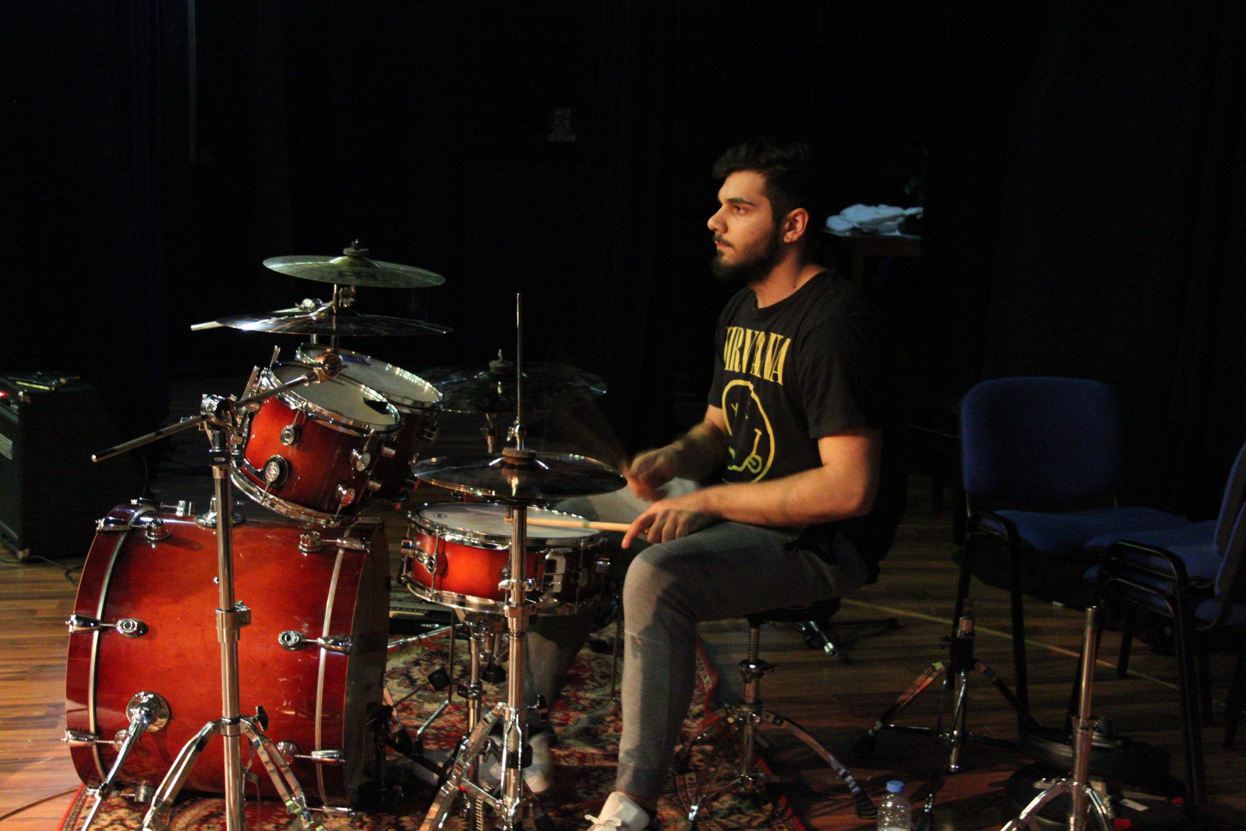 final jam session - December 2017