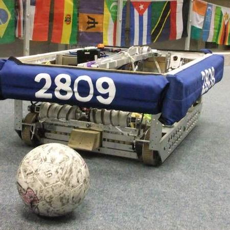 FRC 2010 - Team 2809 - Breakaway