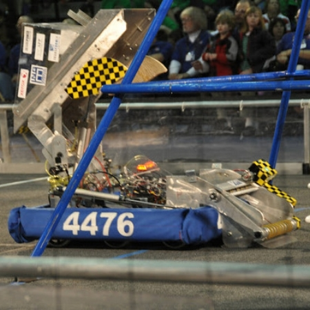 FRC 2013 - Team 4476 - Ultimate Ascent