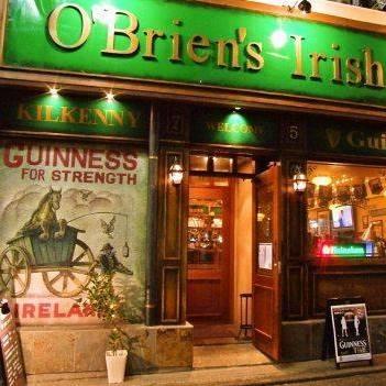 O'BRIEN'S IRISH PUB, HIYOSHI