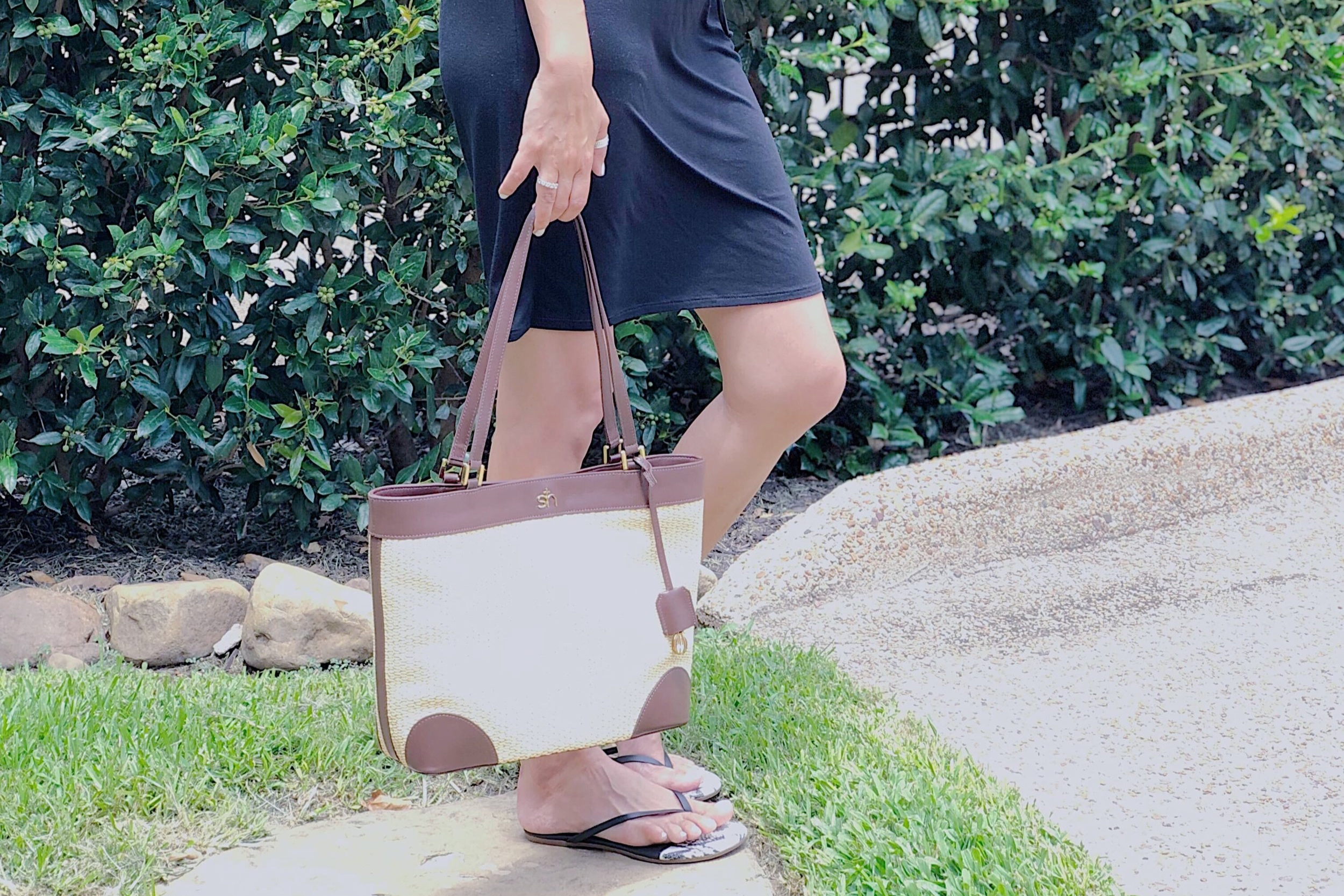 The  Swatzell + Heilig  handbag is one of my favorite handbags.