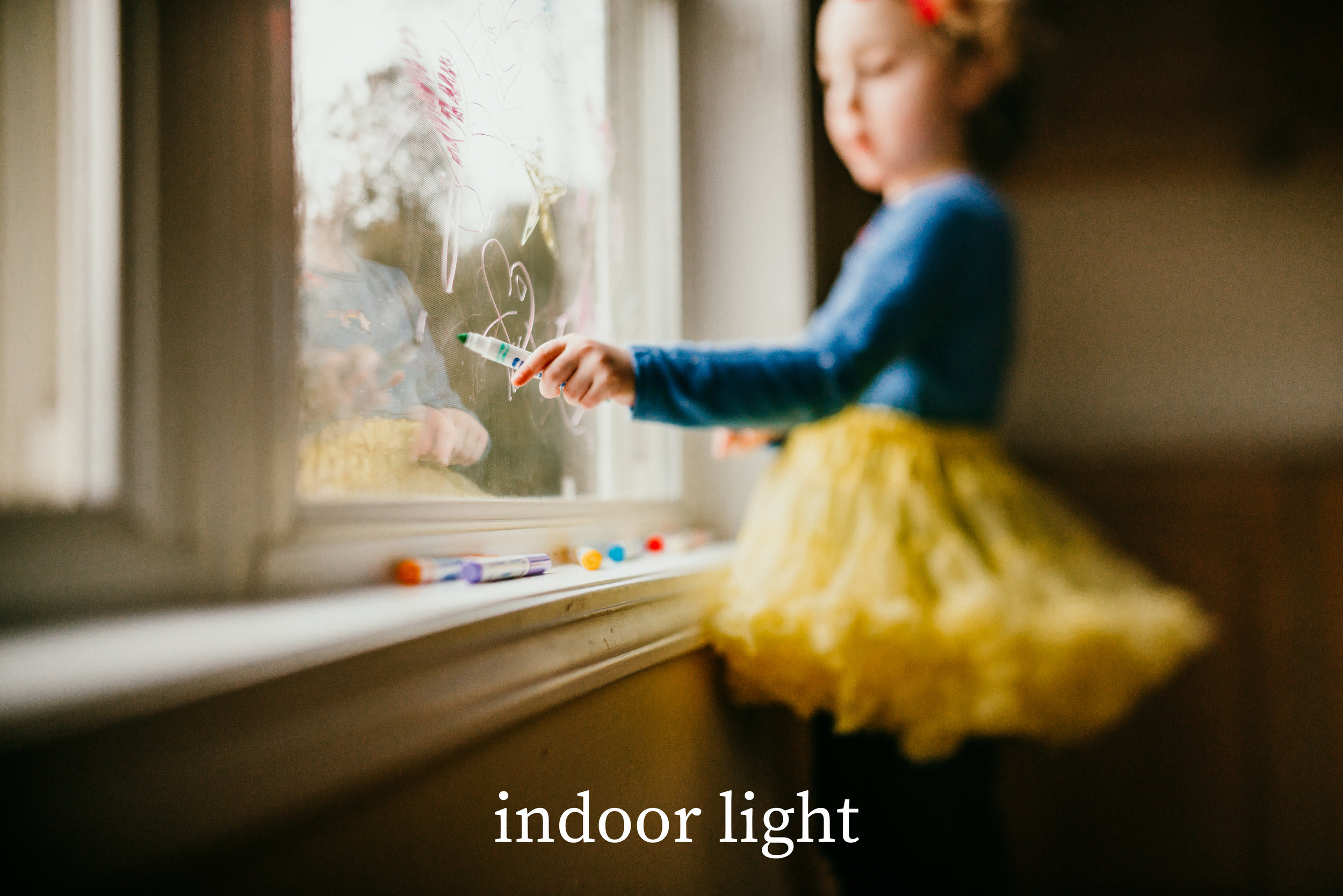 indoor light   - lets face it, indoor images can be hard to edit, but this preset keeps it easy + simple (my favorite combo!) with just one click.