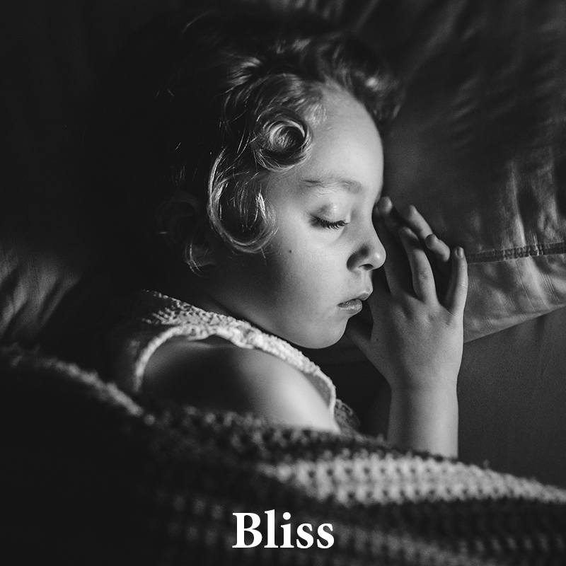 Bliss: Slightly brightens whites & shadows
