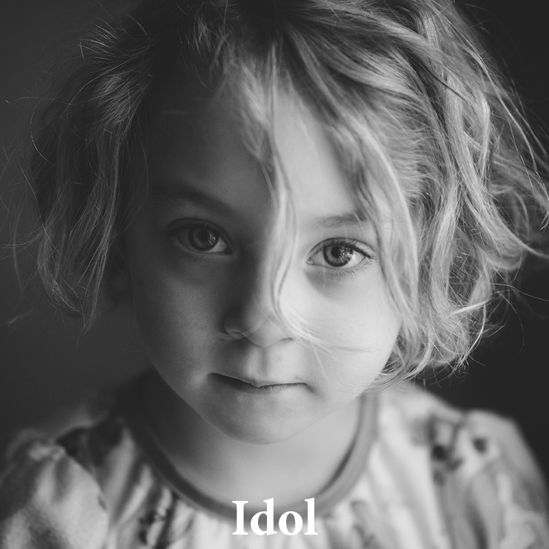 Idol: Smooth & silky for a lower contrast look
