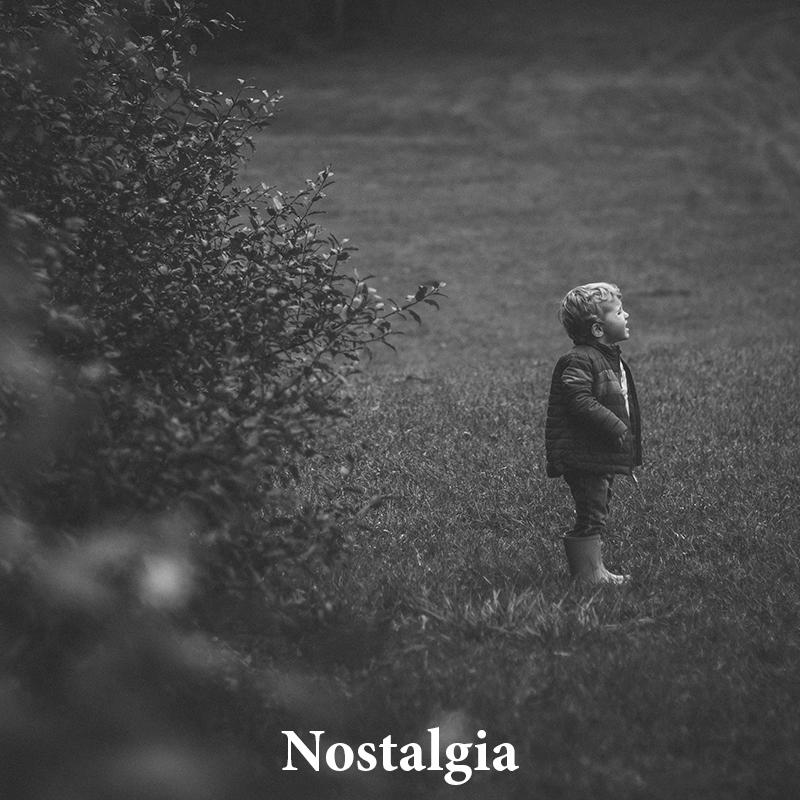 Nostalgia: Grain & contrast for a vintage vibe