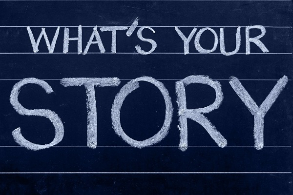 """Storytelling is Part of Who You Are - The dreaded job interview: you're sitting across one or 10 people (no joke, this happened to me once) trying not to sweat too much in your very new clothes. Those people are there to determine your qualifications and """"fit"""". The opening question is usually the most deceptively simple one of them all: """"So, tell us a little bit about yourself..."""""""