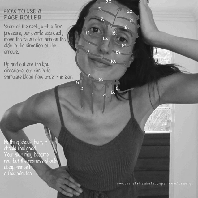 how to use a face roller holistic beauty www.sarahelizabethvosper.com.jpg