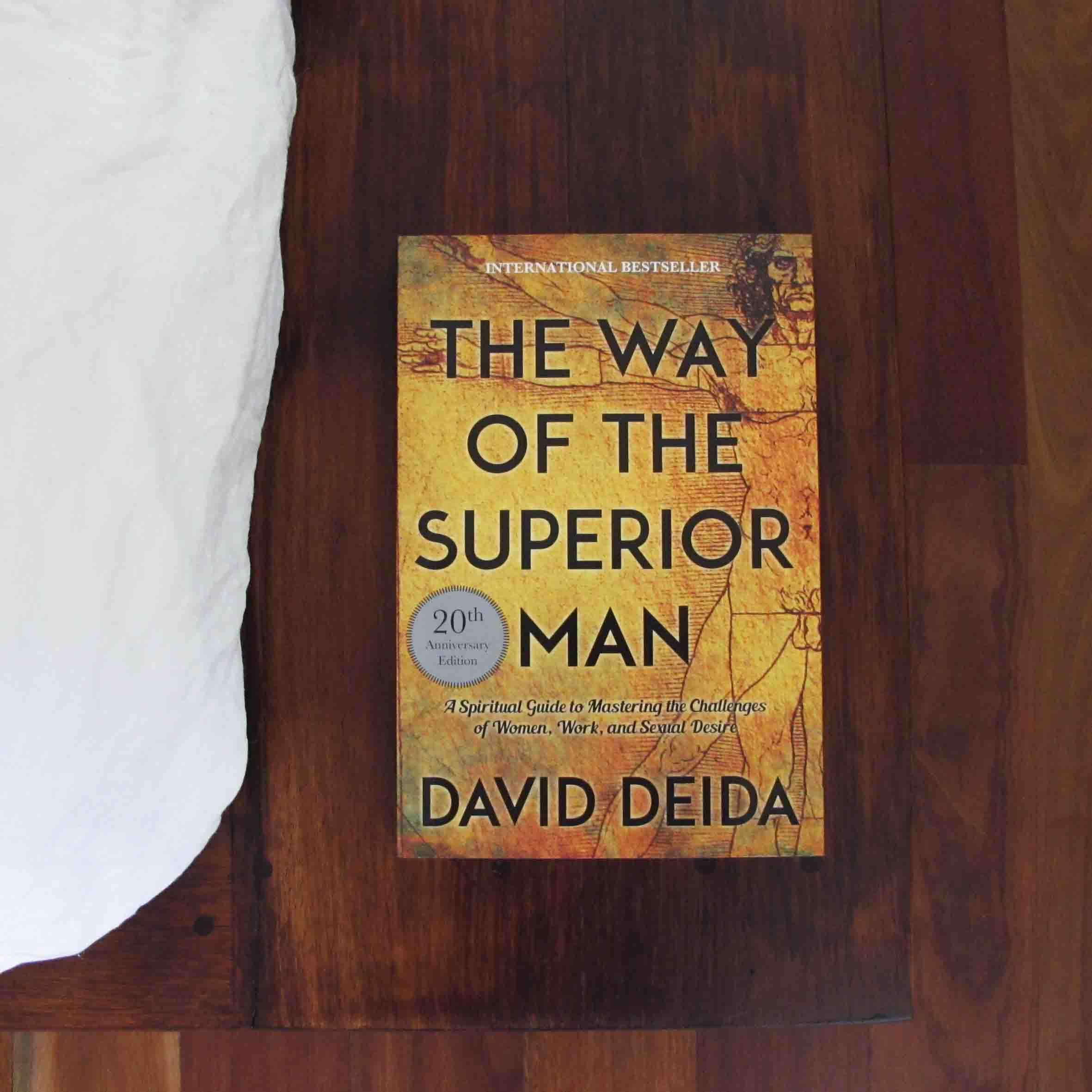 Deida, D 2004, The Way of the Superior Man