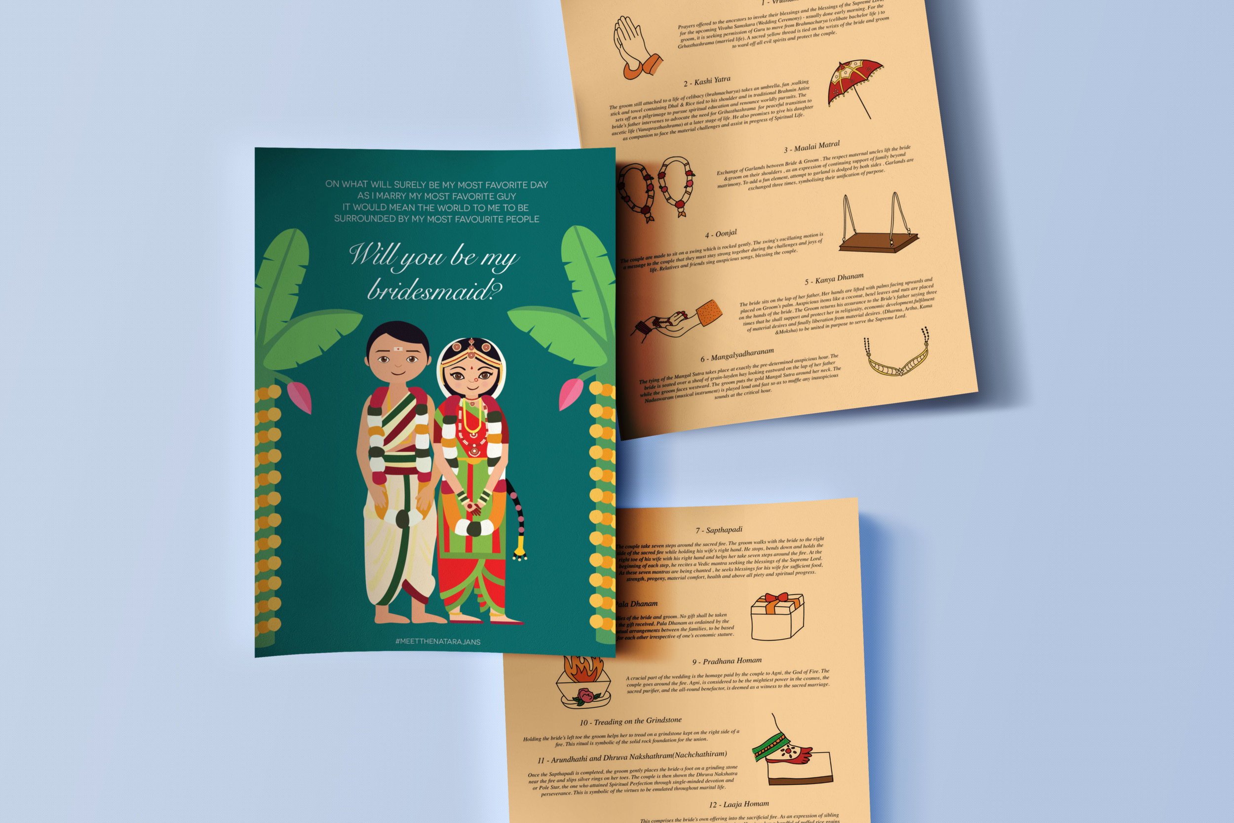WEDDING COLLATERAL -