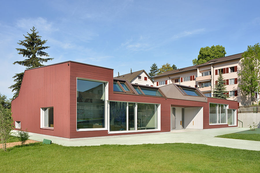 Kindergarten Herblingen, Schaffhausen