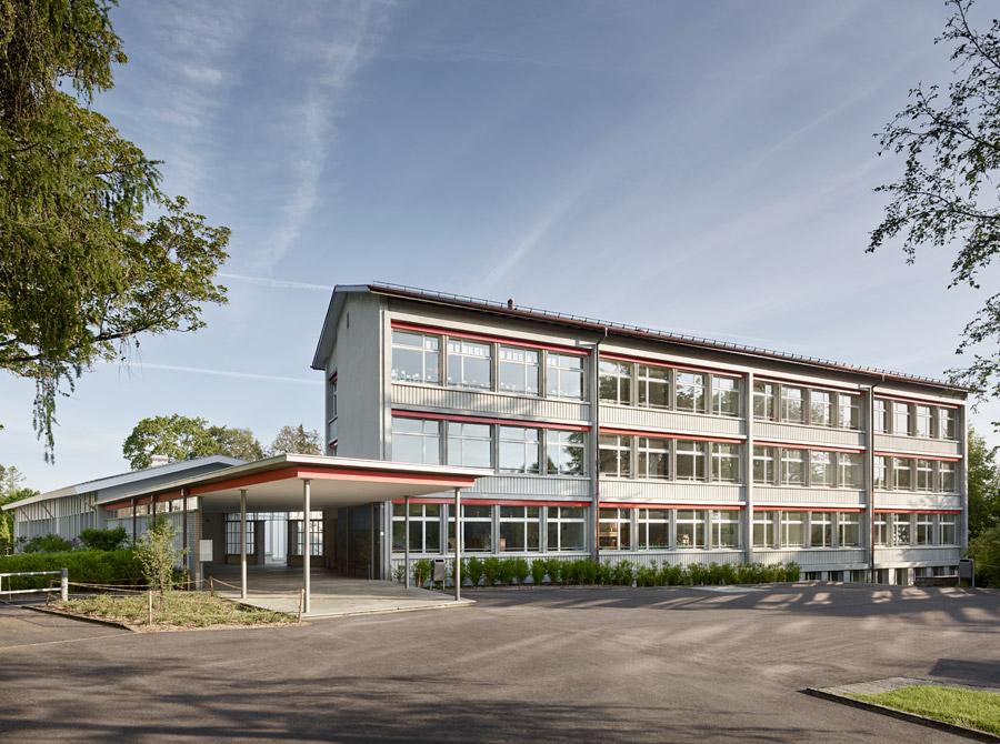 Schulhaus Wandermatte, Wabern, Köniz