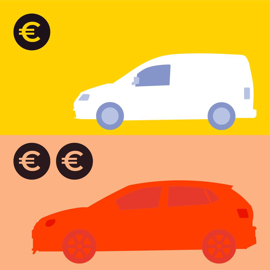COCAR Carsharing - Autos leasen