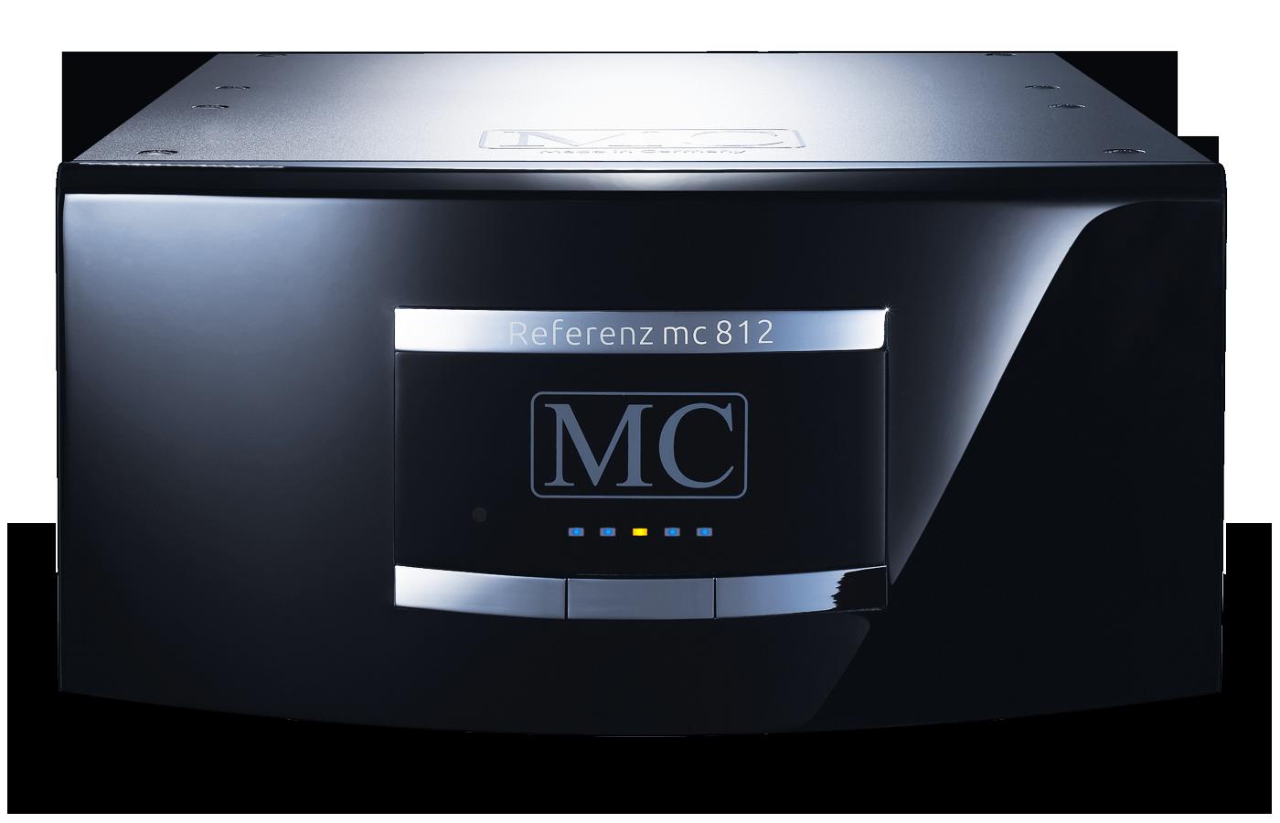 MC 812 - Amplificatore Stereofonico Reference2 x 200w
