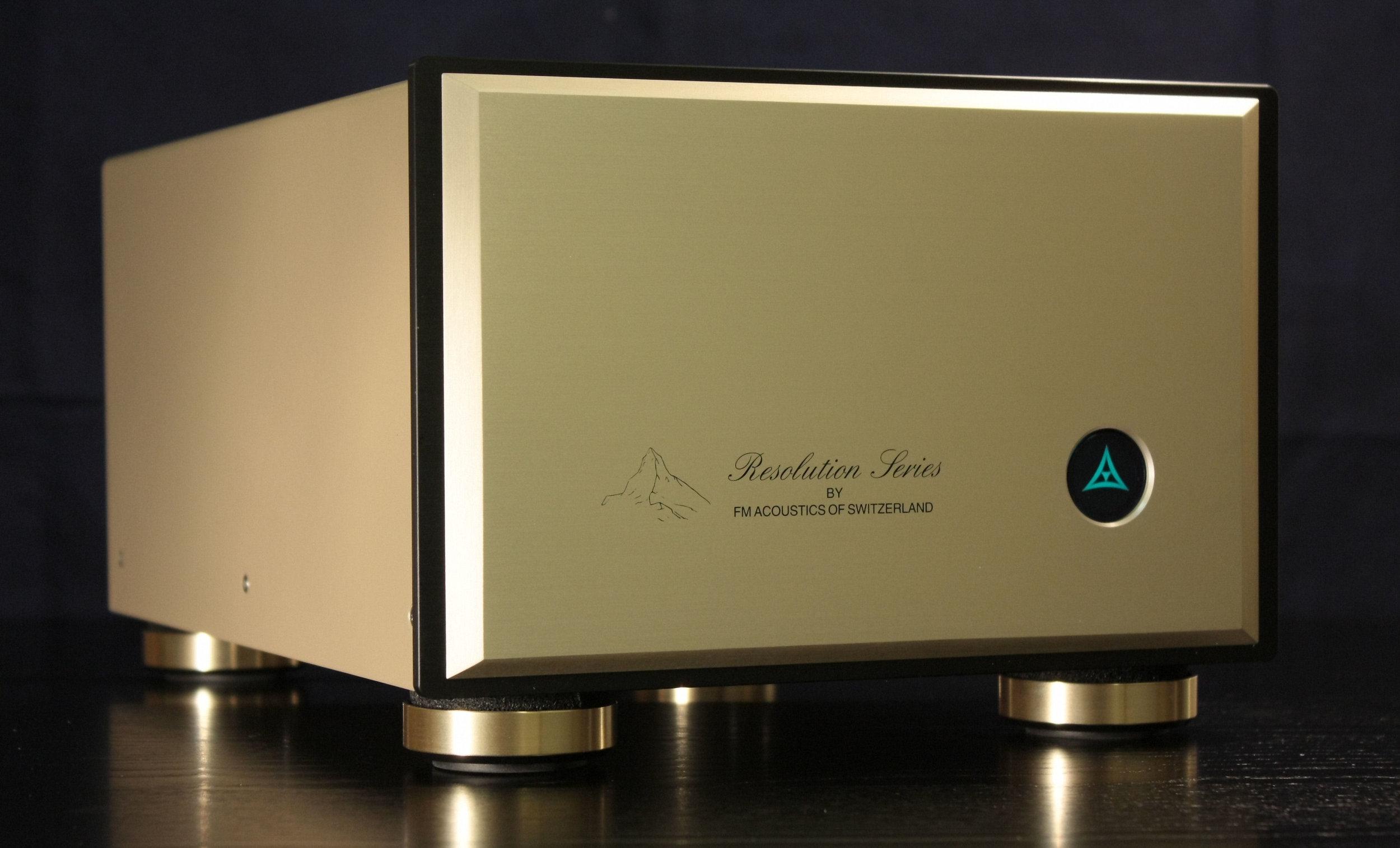 FM 111 - Power Amplifier